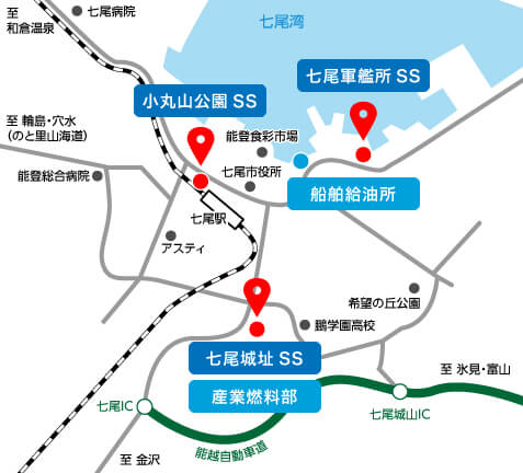 ステーションマップ